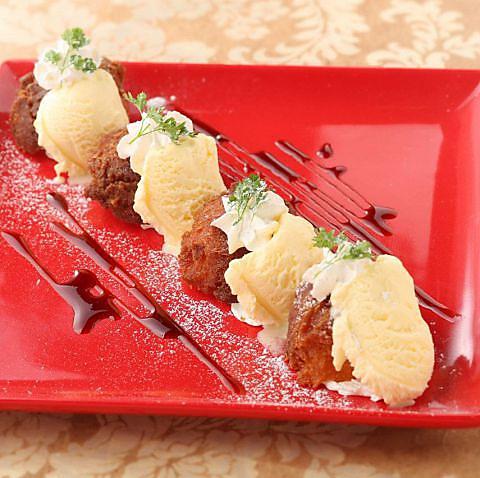 沖縄デザートちょこっと盛り