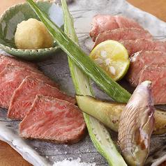 【期間限定】2時間飲み放題付国産和牛炙り焼き含む全9品『えどわん特別コース』7000円