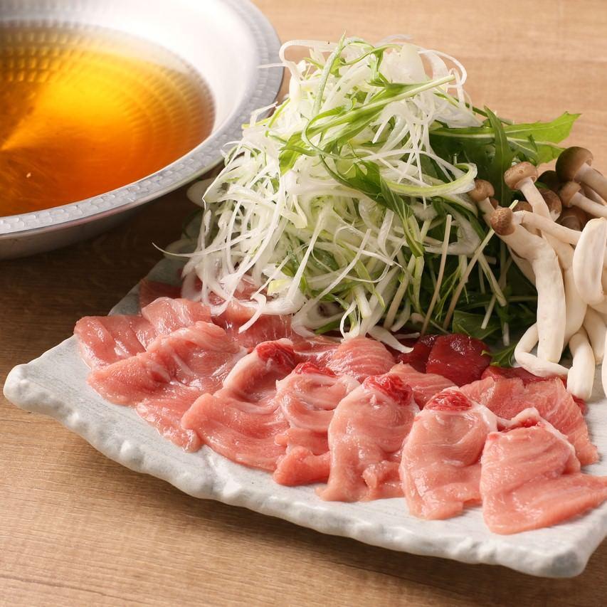 5月限定! 名物マグロのお刺身を食す吟醸コース(120分飲み放題付き)クーポン使用で4500円が4000円