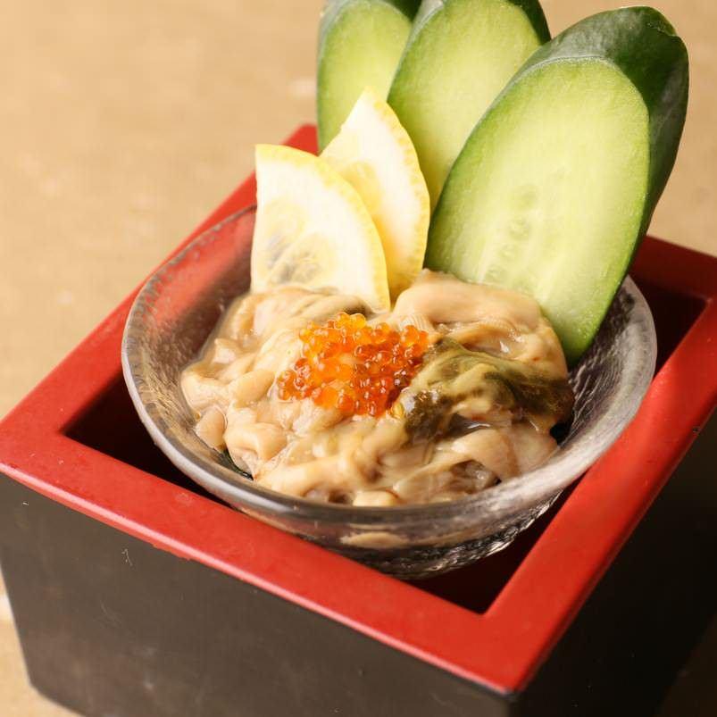 【高級珍味】牡蠣の塩辛