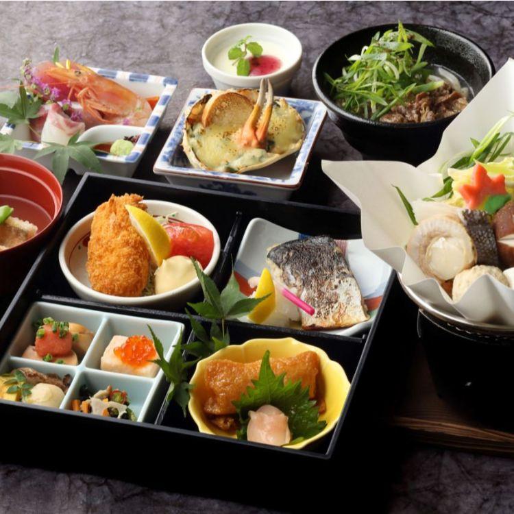 【9月/10月限定】御食事のみ豚角煮含む全9品『ほっこりの昼食会コース』2500円