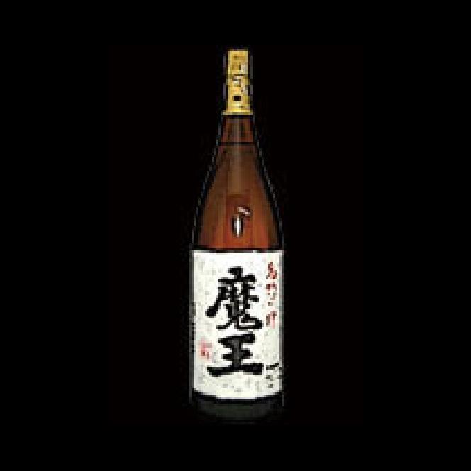 【鹿児島】魔王~白玉酒造~