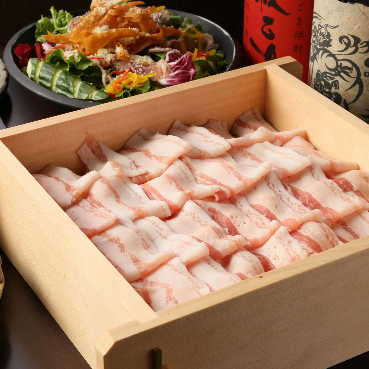 【8月限定】3時間飲み放題付き夏野菜の蒸篭蒸し全8品『九州満喫コース』
