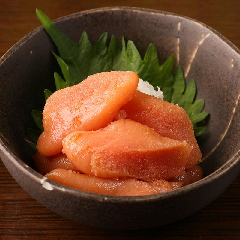 干柿とクリームチーズバター/博多 辛子明太子/明太板わさ