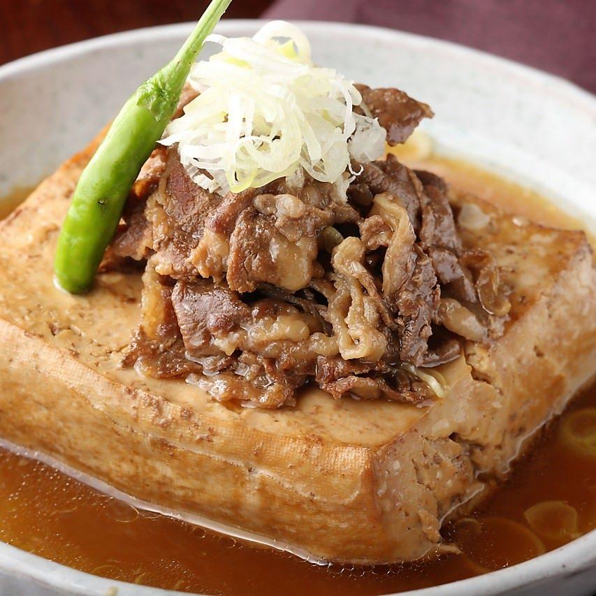 絶品 肉豆腐