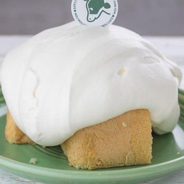 北海道生クリームのシフォンケーキ