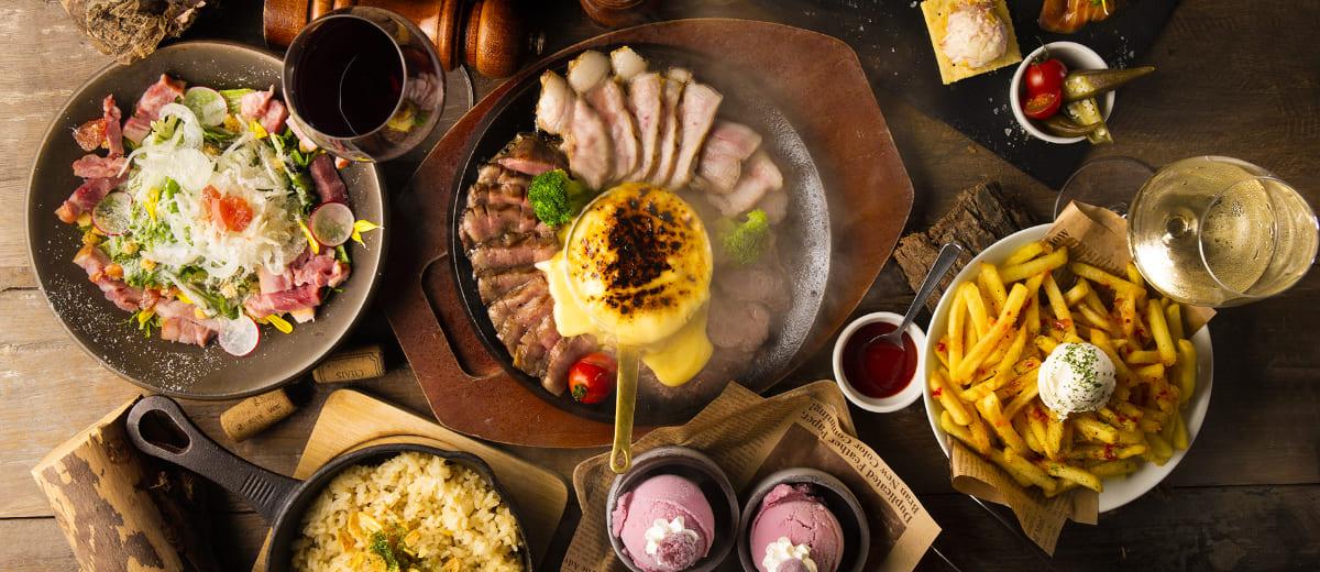 贅沢肉バルコース