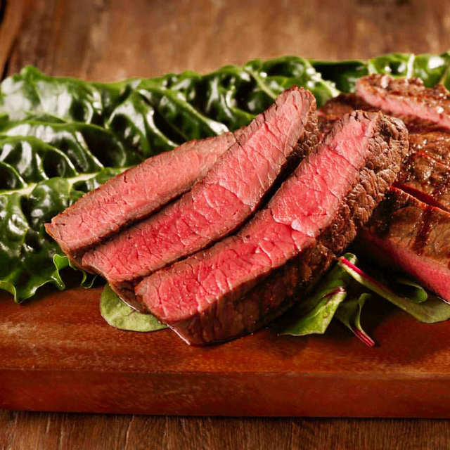 国産牛イチボの塊肉ステーキ