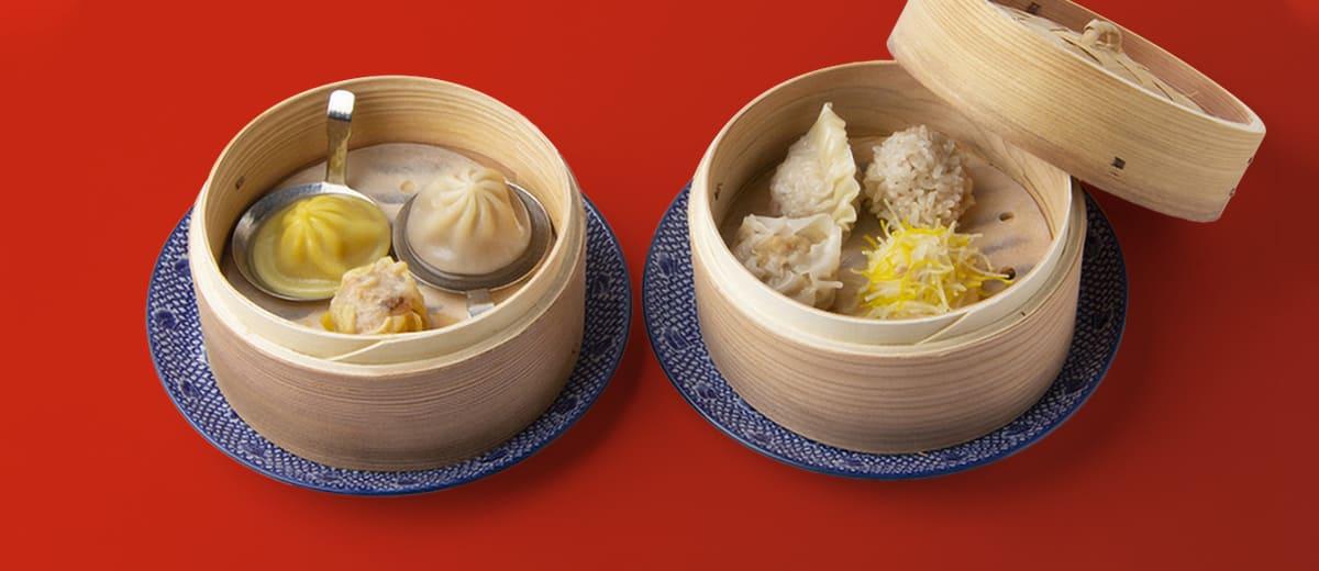 点心・中華小皿料理も豊富