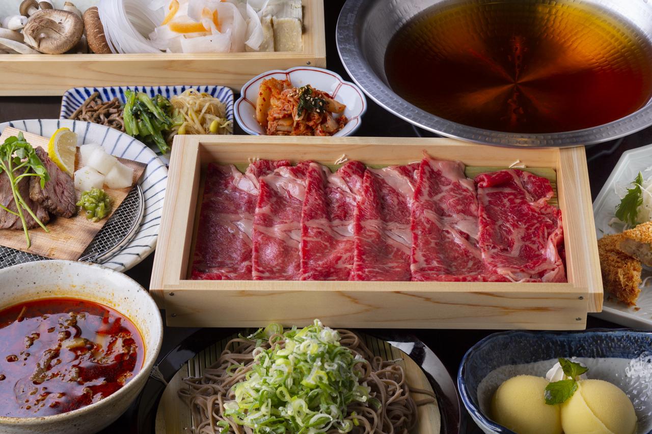 【11月】完全個々盛り!日本酒20種含む2H飲み放題付馬刺し含む全9品『せきやの極み会席コース』