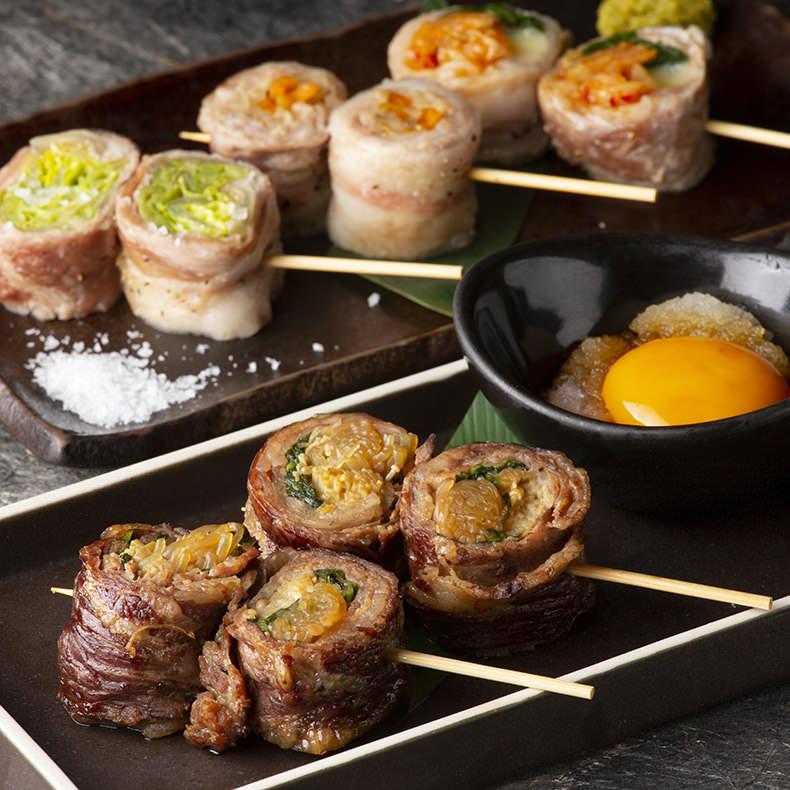 豊富な九州料理の数々でおもてなし