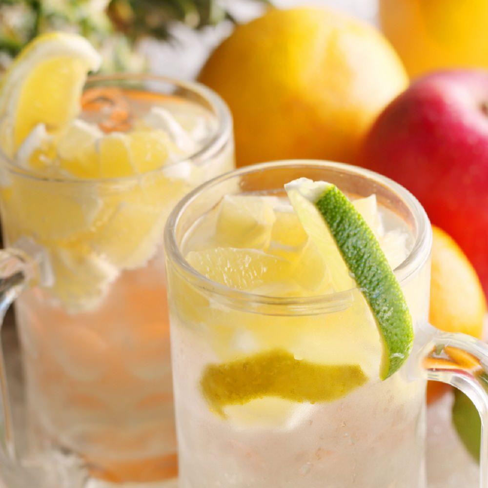 4種類のレモンサワー