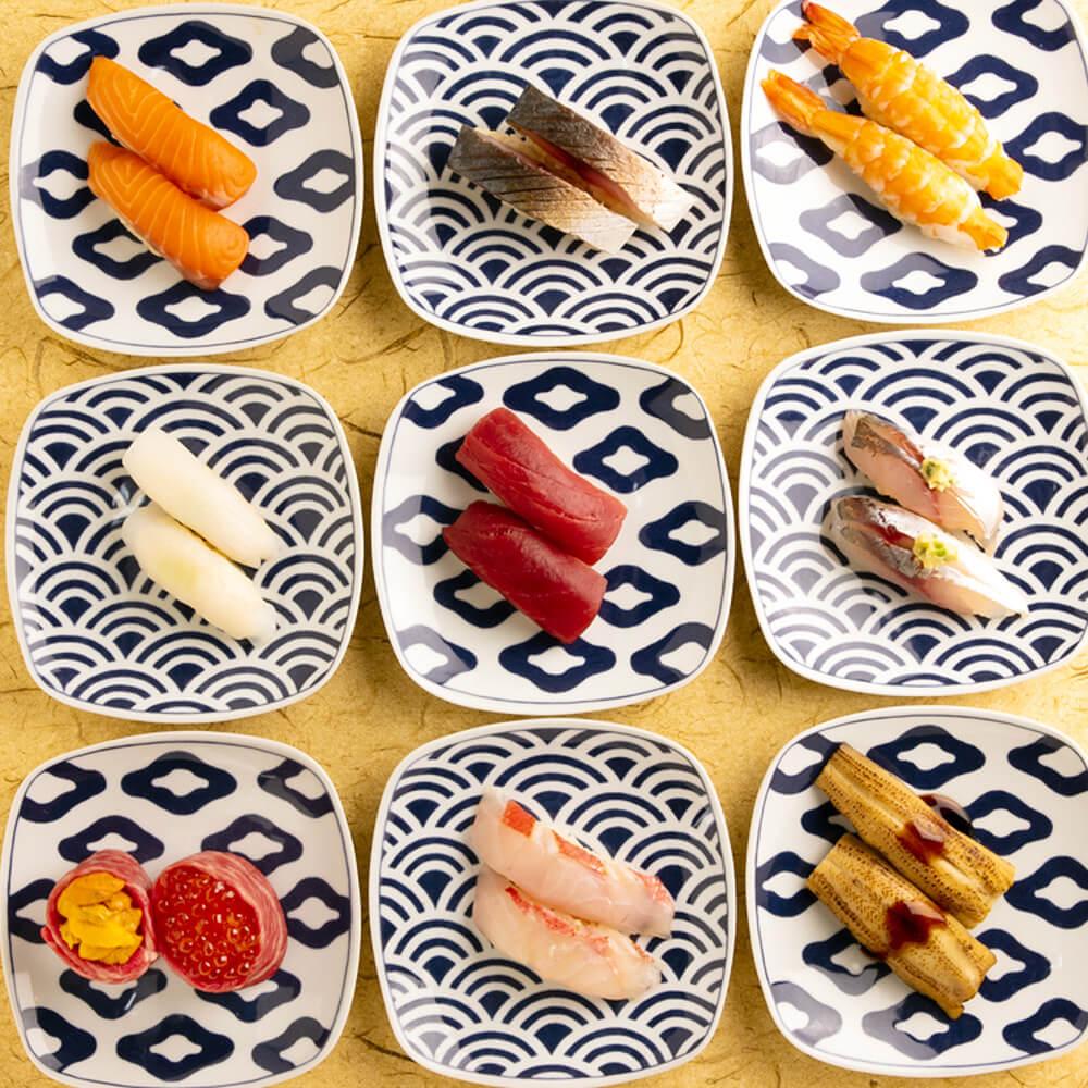 絶品の本格寿司をリーズナブルに堪能