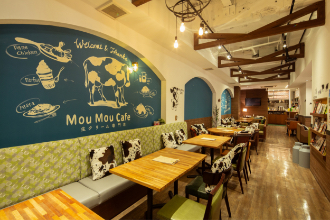 Mou Mou Cafe 静岡画像1