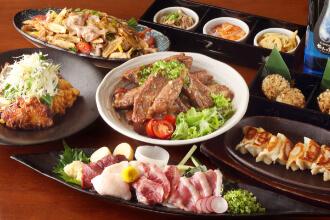 野菜巻き串・もつ鍋・鮮魚 新九 極 名駅店画像3